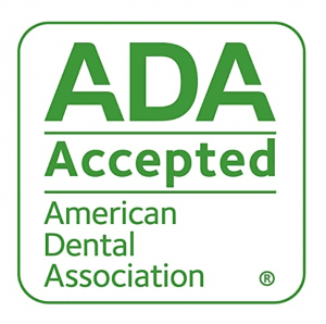 Approuvé par l'American Dental Association